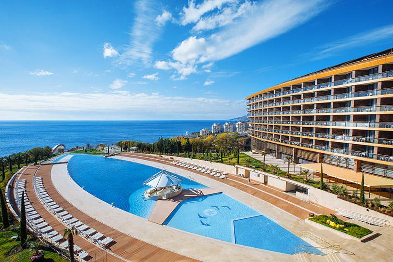 Всем спа: какие процедуры выбрать вкрымском отеле Mriya Resort &Spa