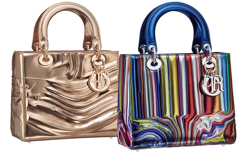 Shoes &Bags Blog: #DiorLadyArt— коллаборация модного Дома ссовременными художниками. Джэйсон Мартин, Ян Дэвенпорт