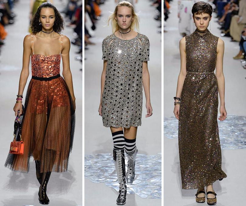 Style Notes: Наивно. Супер! Ода женщинам-художницам напоказе Christian Dior вПариже