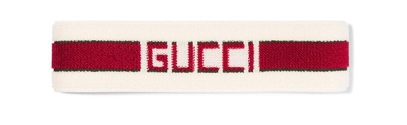 Новогодние подарки для миллениалов. Повязка на волосы Gucci