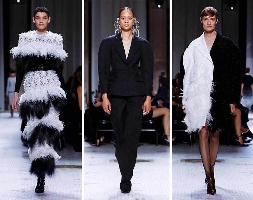 Дворцовые перевороты: шоу Givenchy Couture на Неделе высокой моды