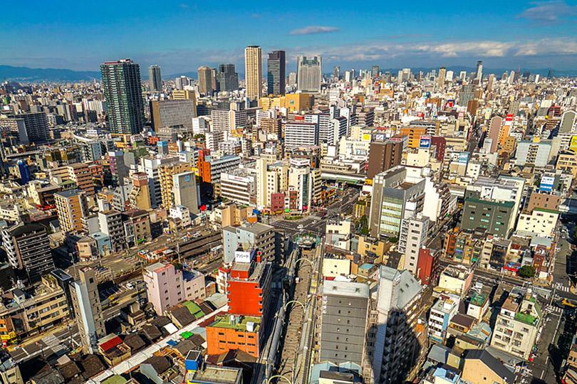 Аналитики назвали самые комфортные города для жизни. Осака