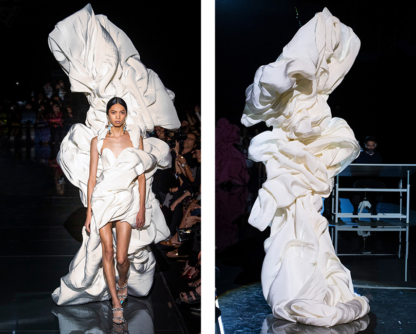 Haute Couture Fall Winter 2019/2020: Schiaparelli