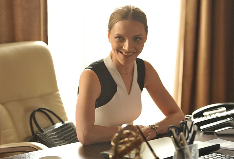 Прекрасная и«ужасная» Екатерина Вилкова в роли отелеуправительницы