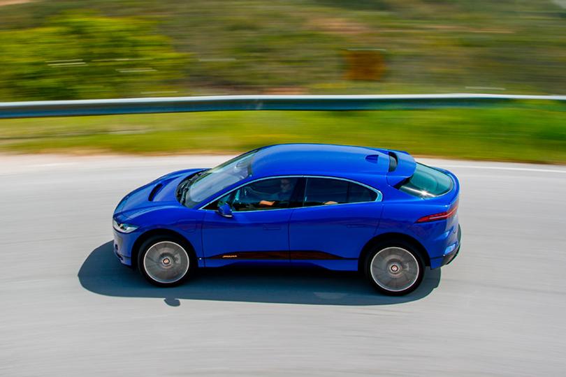 Jaguar I-Pace — победитель европейского конкурса «Автомобиль года»