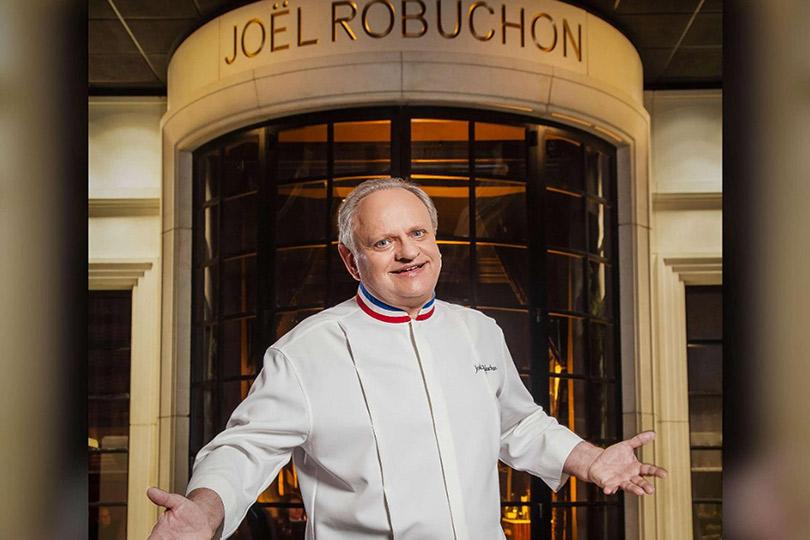 Умер «лучший шеф столетия» Жоэль Робюшон