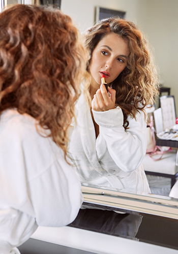 #PostaBeautyClub. Тест помады L'Oréal Matte Addiction: Мария Шумакова