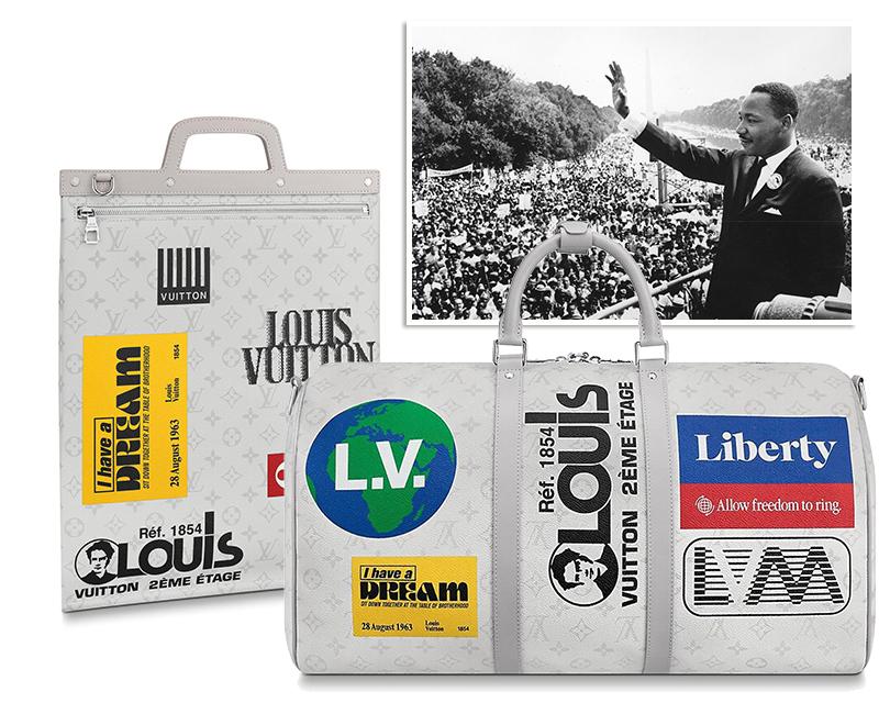 Изделия из круизной коллекции Louis Vuitton