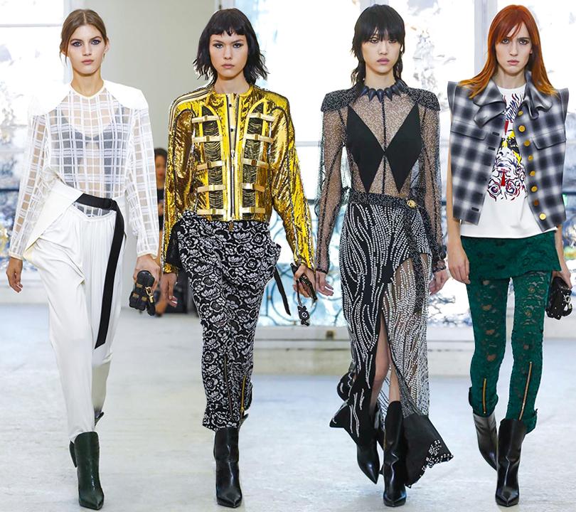 Style Notes: показ Louis Vuitton на Неделе моды в Париже