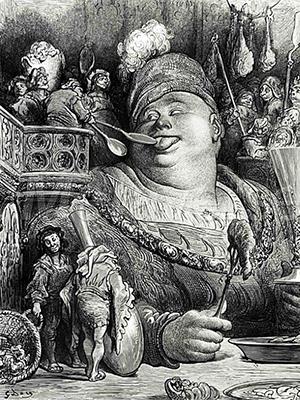 Планы наосень: гастрономическое путешествие поЛиону иБожоле. Помните, как родился обжора Гаргантюа?