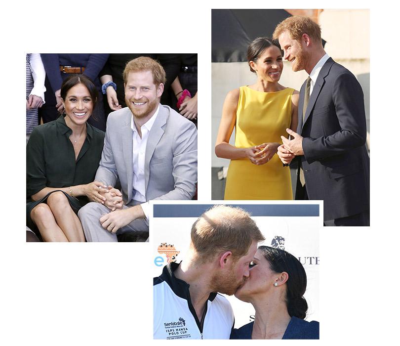 Королевский дворец подтвердил, что Меган Маркл и принц Гарри ждут первенца