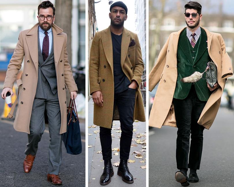 Men inStyle: как носить самые актуальные пальто весеннего сезона.