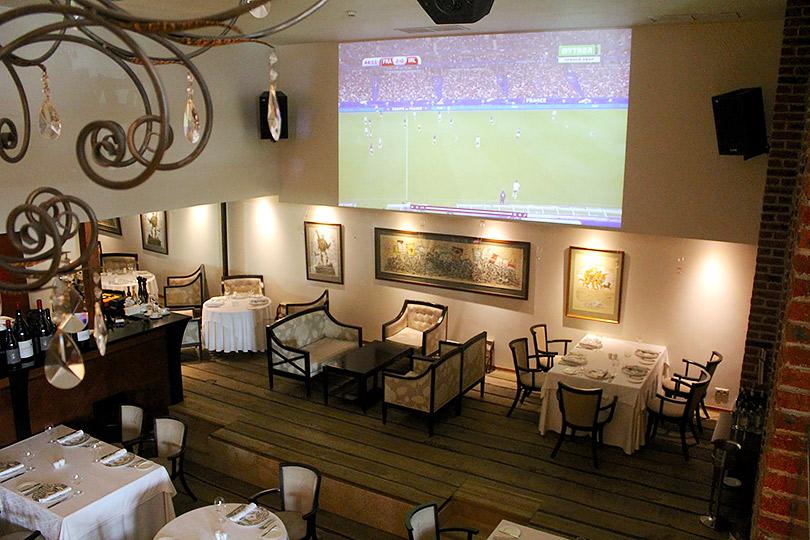 Меню недели: футбольные фантазии шеф-повара Жереми Урюти вLeRestaurant
