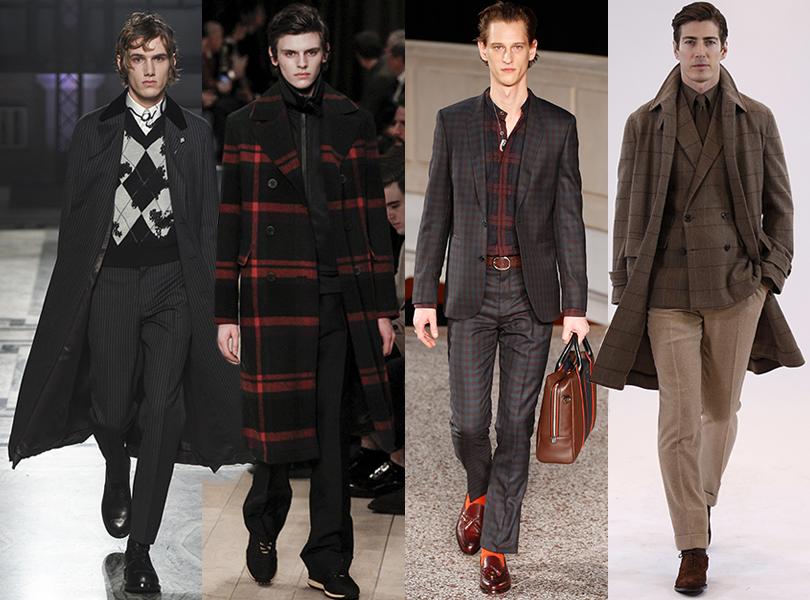 Men in Style: этой осенью делаем ставку на английский стиль. Alexander McQueen, осень-зима 2016/17; Burberry, осень-зима 2016/17; Paul Smith, осень-зима 2016/17; Ralph Lauren, осень-зима 2016/17