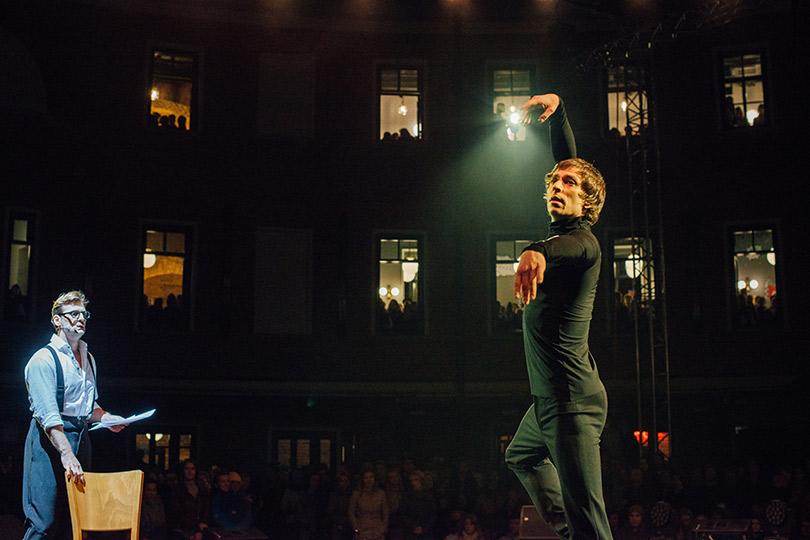 Mind and Movement: торжество современной хореографии в Новой Голландии