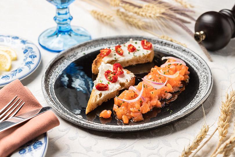 Едим недома: ужин вресторане «Никита» 9августа