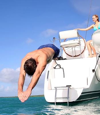 Планы налето: как взять яхту напрокат, непереплатив?