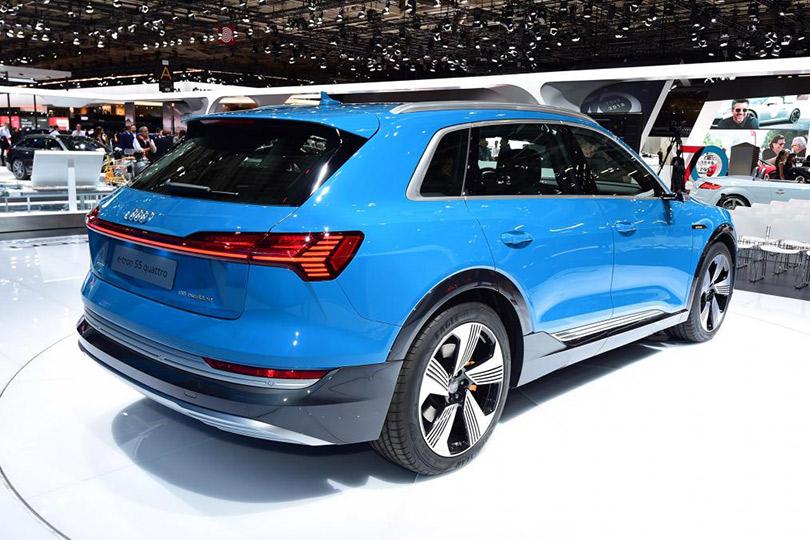 Audi e-Tron 55Quattro