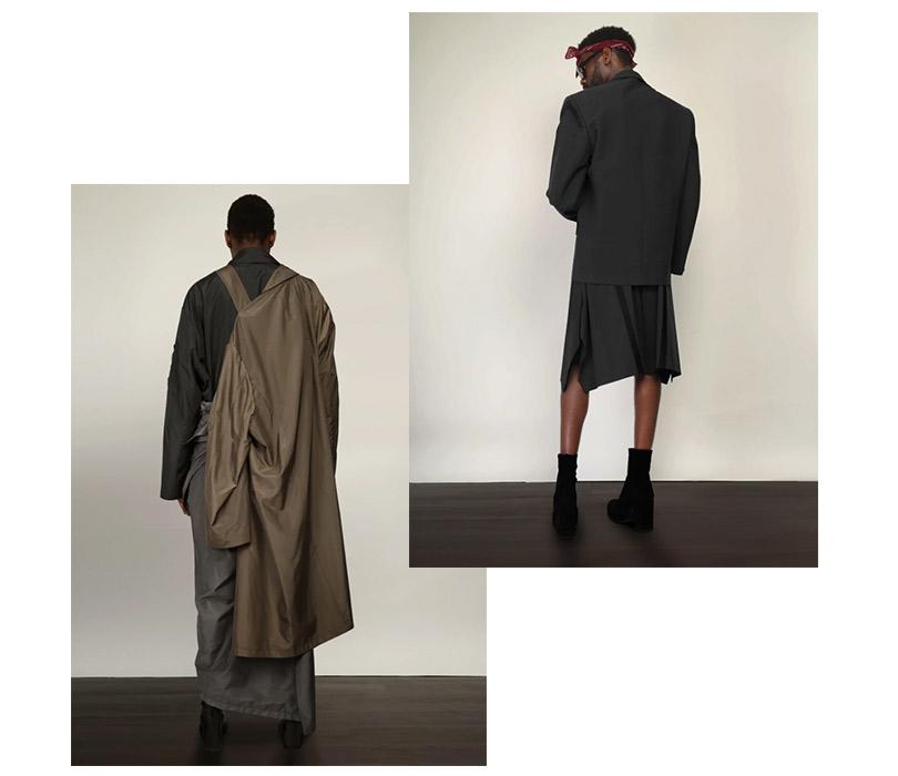 Стефано Пилати показал первую коллекцию собственного бренда