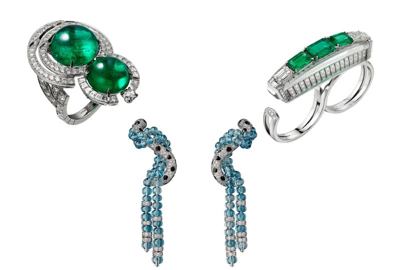 Résonances deCartier: коллекция high jewellery, которая пустилась втанец сархитектурой
