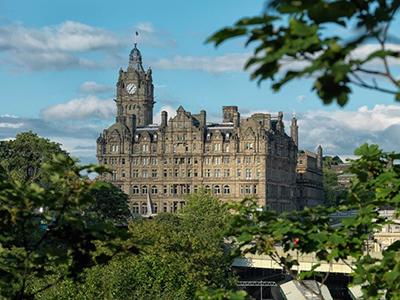 Эдинбург: The Balmoral