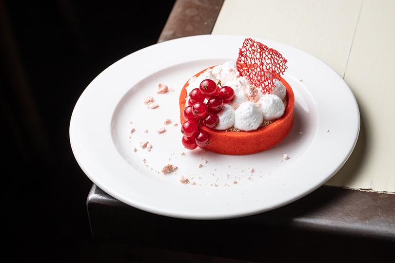 20 лучших идей ко Дню всех влюбленных в ресторанах Москвы. Saxon+Parole