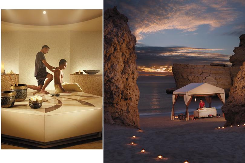 Куда поехать зимой: оманские отели Shangri-La. «Медовый рай» вспа-центре