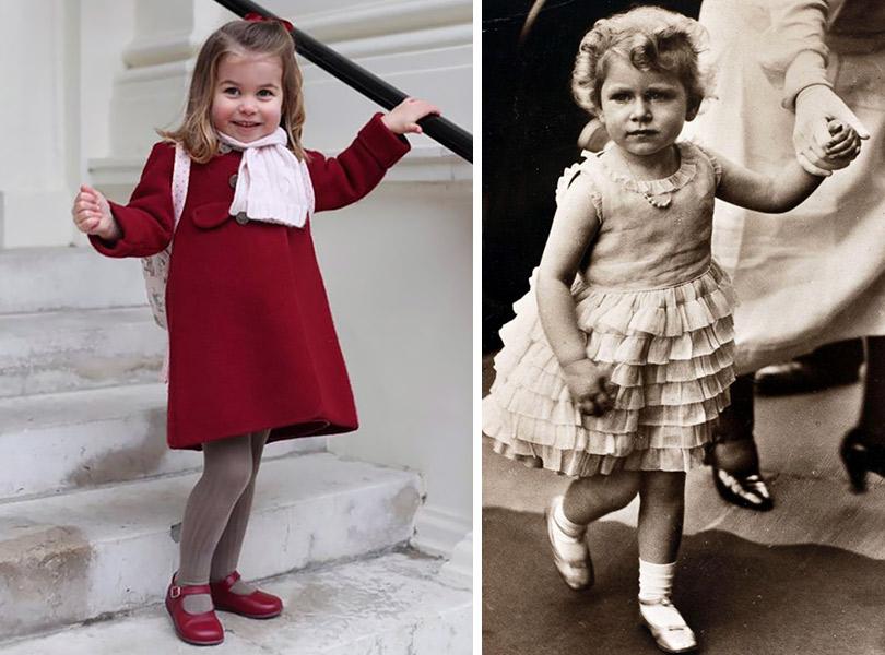 Шарлотта и Елизавета