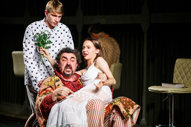 КиноТеатр: спектакли «Сезона Станиславского», которые нельзя пропустить. «Чайка. Эскиз»