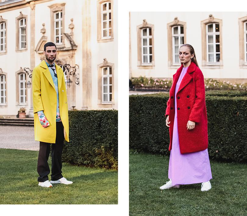 Виктория Андреянова представила весеннюю коллекцию на Неделе моды в Люксембурге