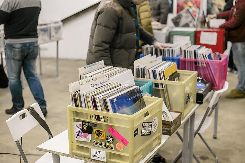 Винил истрит-арт: вМоскве пройдет музыкальный фестиваль Vinyl Acryl