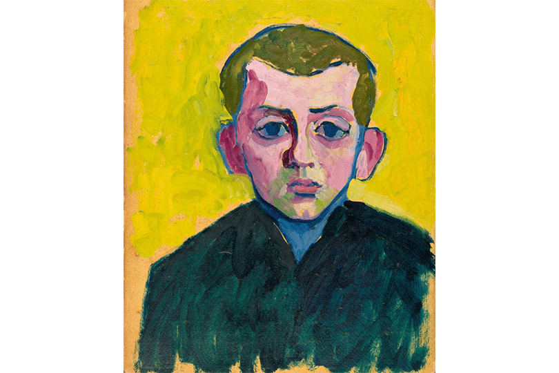«Габриеле Мюнтер. Рисуя сущность» Музей Людвига, Кельн, Германия До 13 января