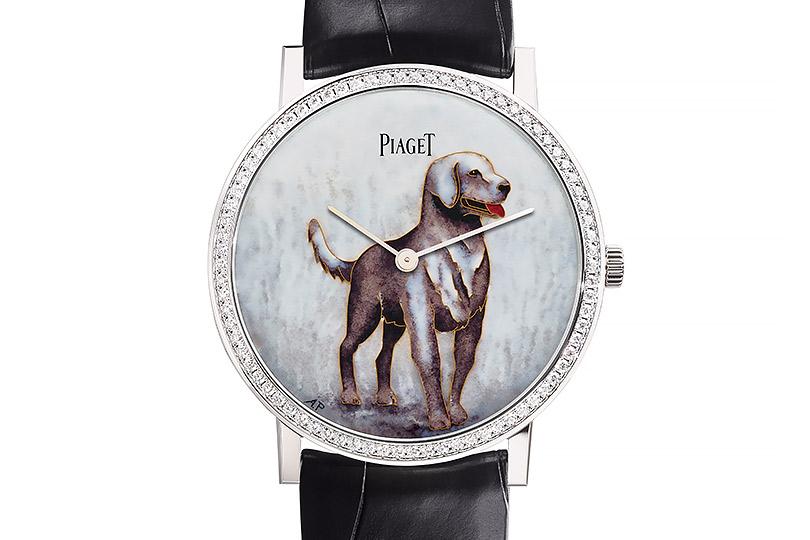 Как часовые компании рекомендуют встретить восточный новый год: Piaget Altiplano Chinese Zodiac