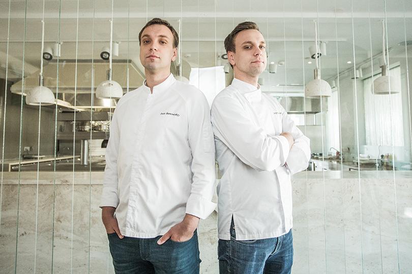 Twins Garden: Иван и Сергей Березуцкие