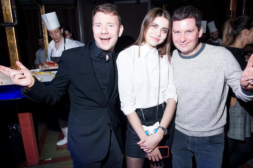 XLParty: день рождения Ксении Лукаш. DJ Smash