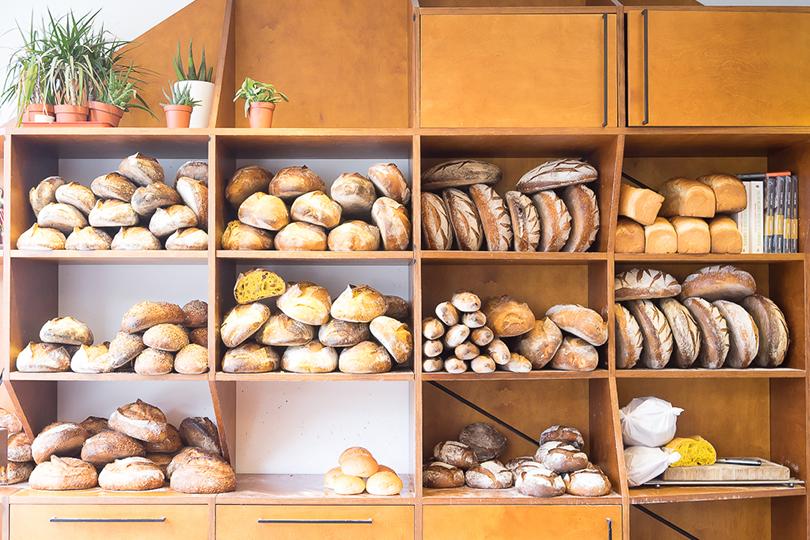 Пекарня The Loaf вСан-Себастьяне