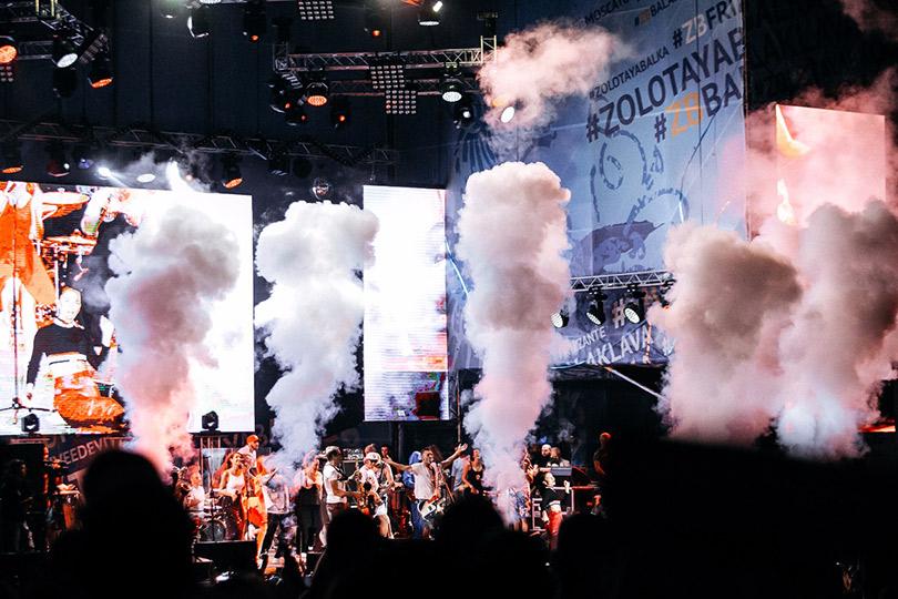 Фестиваль #ZBFest вКрыму собрал 25000 зрителей