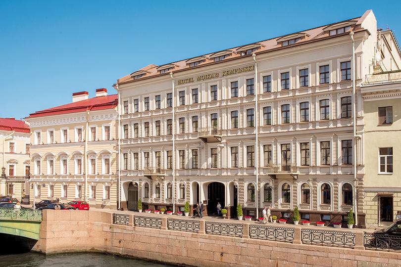 Art & More. Санкт-Петербург: гид по художественному Петербургу от отеля «Кемпински Мойка 22»