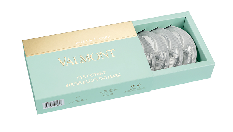 Intensive Care Eye Instant Stress Relieving Mask Pack, Valmont