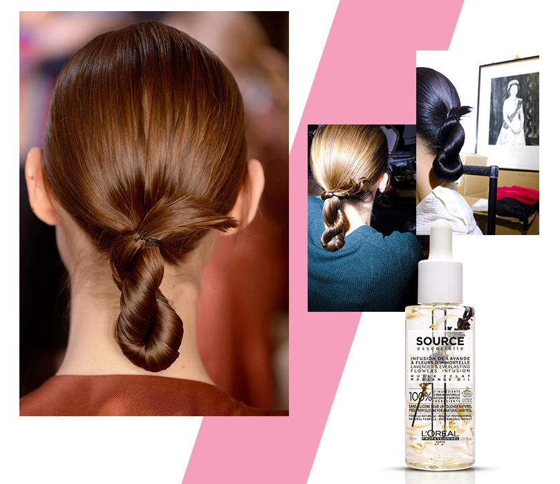 Масло для сияния окрашенных, осветленных или мелированных волос Radiance, Source Essentielle