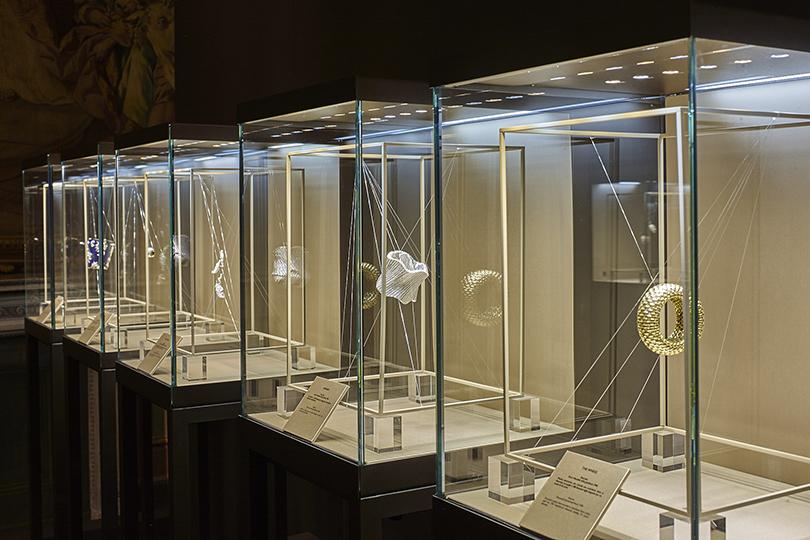 «Мастерство ювелиров Damiani» вИсторическом музее