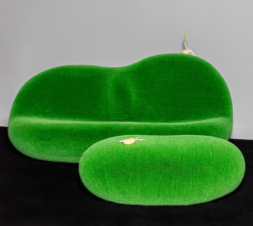 Дизайн &Декор: мебельная коллекция Fendi Happy Room наярмарке Design Miami. Азума Макото