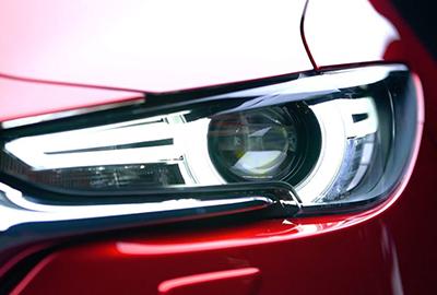 5причин присмотреться кновой Mazda CX-5. Причина №2: яркая внешность