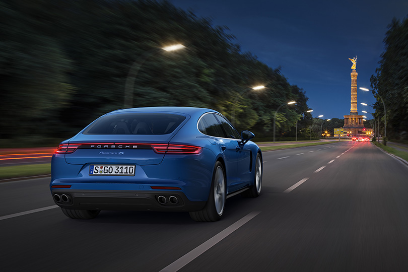 Cars with Jan Coomans: the all-new Porsche Panamera