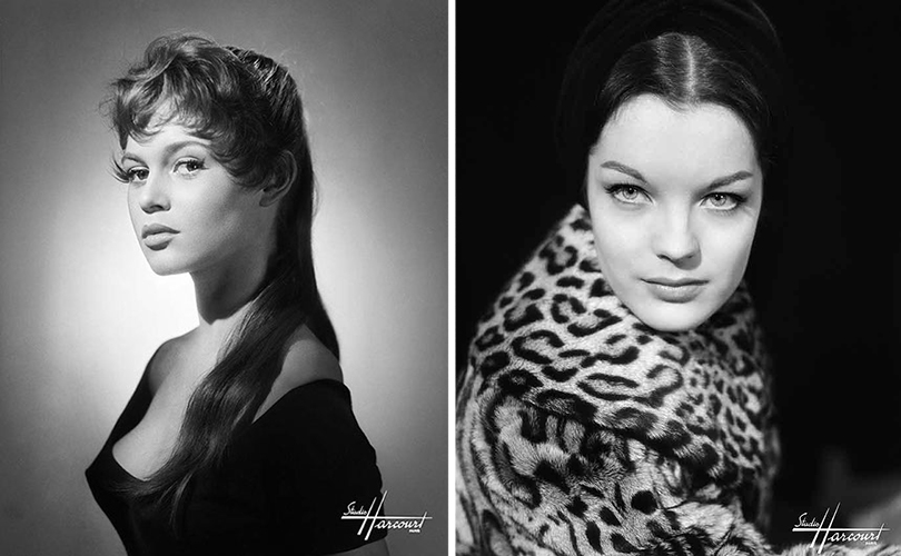 Брижит Бардо (1954г.). Роми Шнайдер (1960г.)