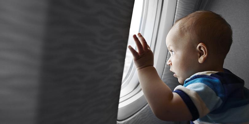 Posta Kid's Club: 20 лайфхаков для путешествующих с детьми до года