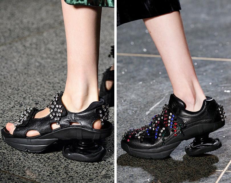 Shoes &Bags Blog: новые ugly shoes отChristopher Kane