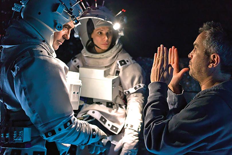 Альфонсо Куарон: 5 фактов о главном претенденте на режиссерский «Оскар». «Гравитация»