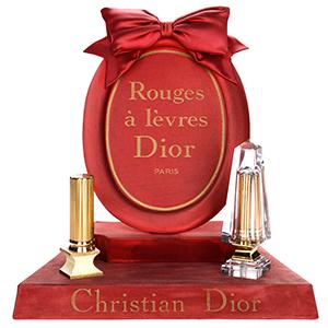 Открытие выставки Christian Dior вПариже, приуроченной к70-летию Дома