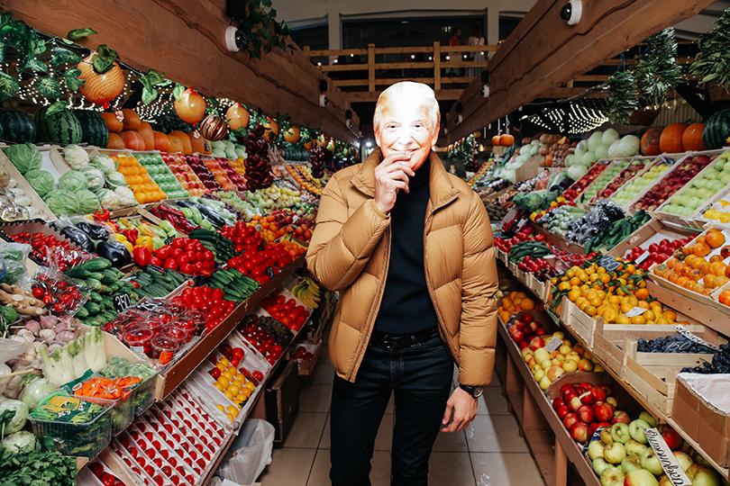 Светская хроника: The Singleton Night Market наУсачевском рынке